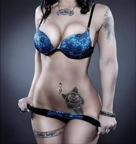 Обнаженные Татуировки