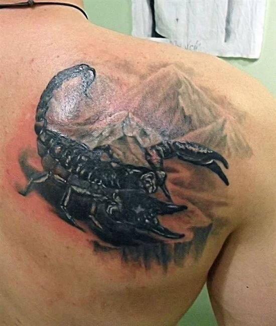 тату скорпион значение у мужчин армейские фото приговорили трём