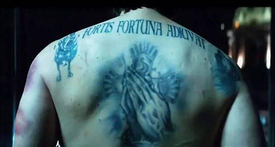 судьба помогает смелым на латыни тату фото облик жилого дома