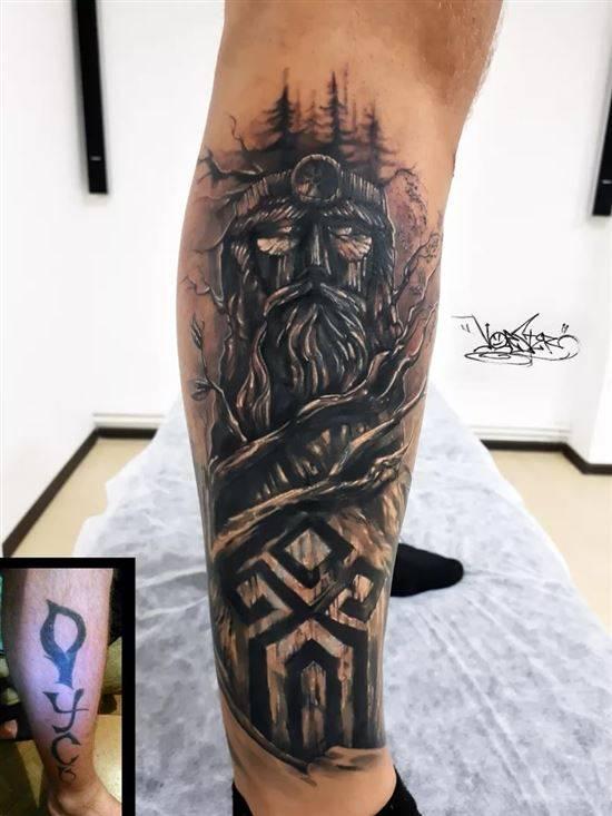 тату древнеславянские боги мужские фото для каждого
