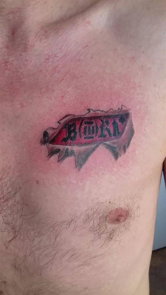 Картинки группа крови татуировки