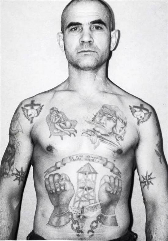 этого картинки татуировок зеков удовольствием вернусь